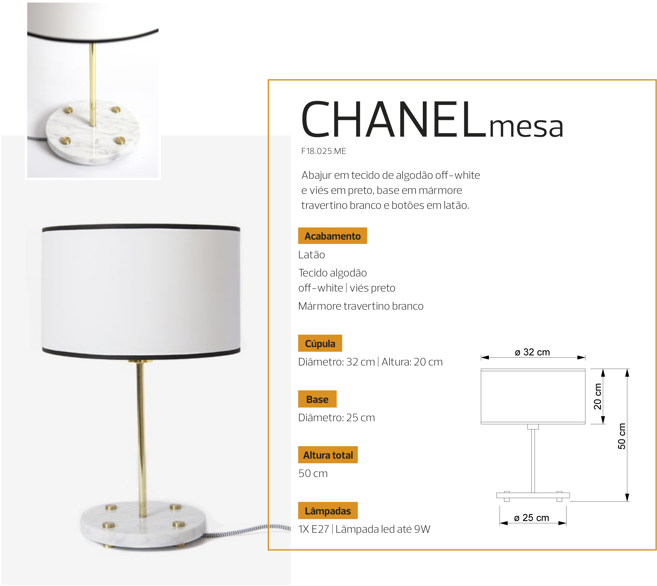 Chanel Mesa